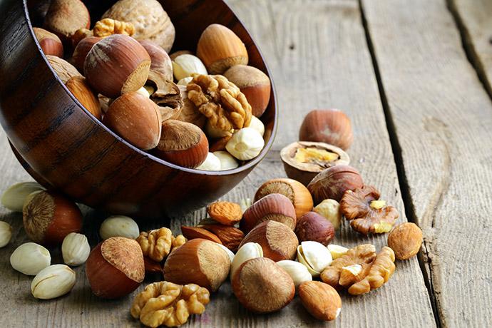 Schalenfrüchte