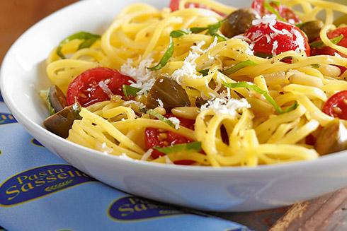 Echt italienische Gourmet-Pasta