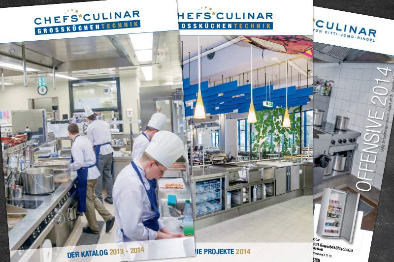 Moderne Konzepte für die gewerbliche Küche