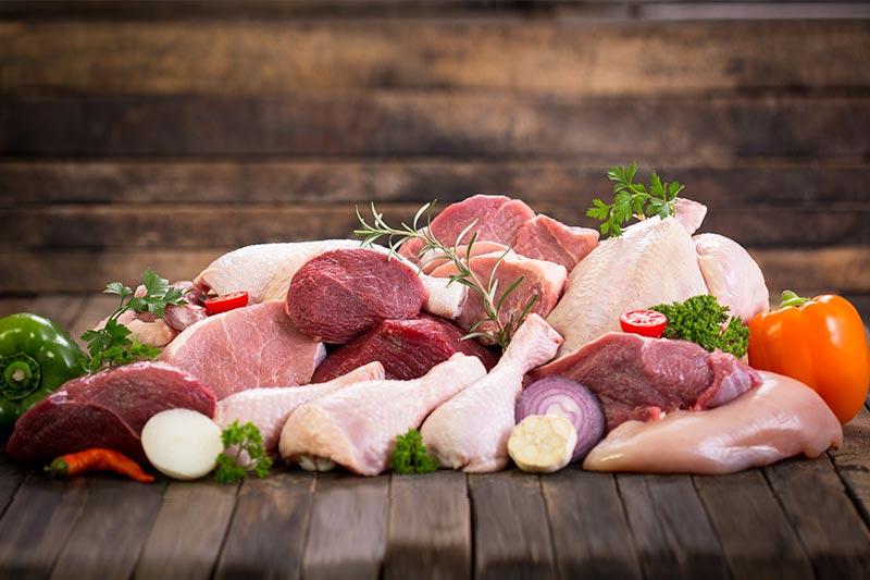 Fleisch Aus Der Petrischale