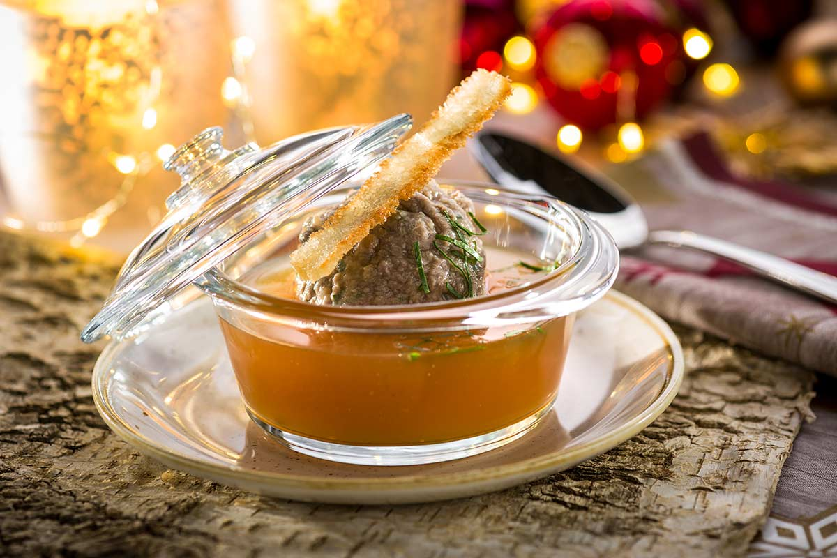 heilige Herz-Diät-Suppe-Variationen