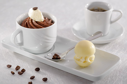 Bayerische Kaffeecreme | Rezept
