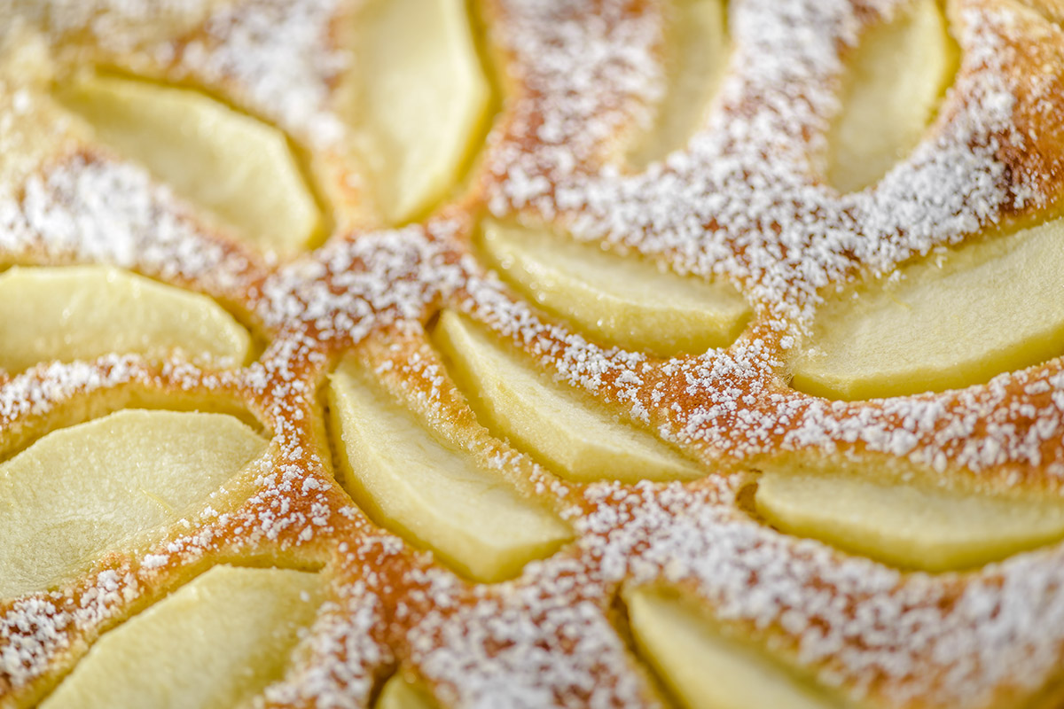 Apfel Pfannkuchen Rezept